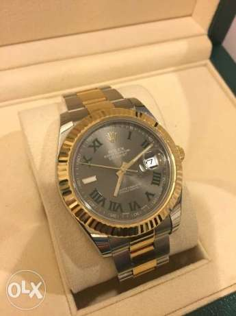Rolex Datejust II 2015 41mm