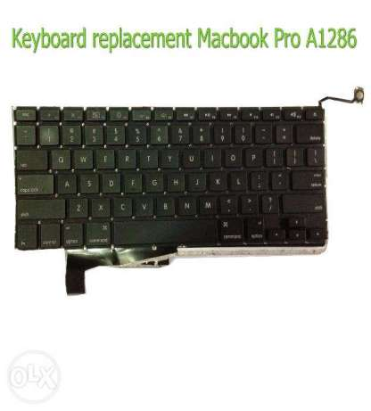 Macbook keyboard Pro Air Retina a1278 A1286 A1369 A1370 A1398 A1502