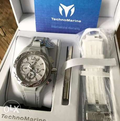 Technomarine Locker Diamond Bezel