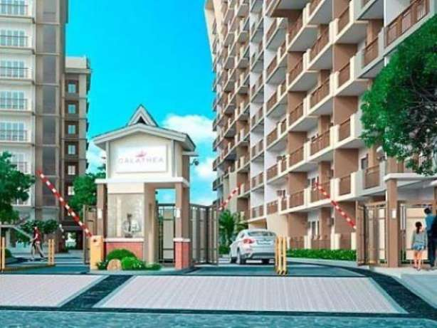 Affordable 1 bedroom condo in Paranaque Near NAIA Calathea Place