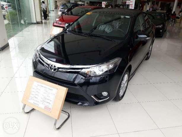 Brand New Toyota Vios P10k Allin DP Low Downpayment Promo