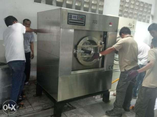 Laundry Equipment Machine