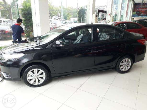 Brand New Toyota Vios P10k Allin DP Low Downpayment Promo