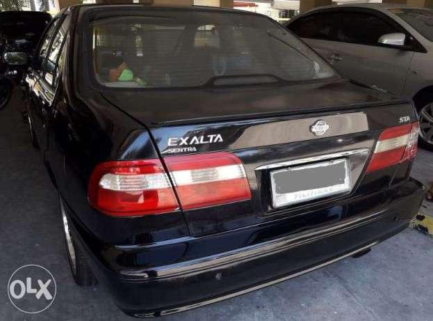 Nissan Exalta STA 2001