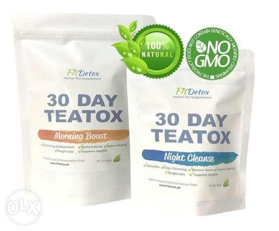 30 day Detox Tea