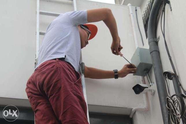 CCTV Supply Installation Technician Distributor Contractor Nationwide