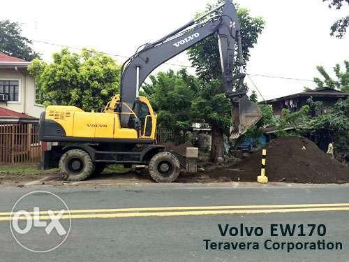 Rental Backhoe Truck Hauling Panambak Laguna Batangas Cavite Quezon