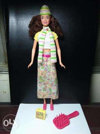 School Cool Teresa Doll Friend of Barbie