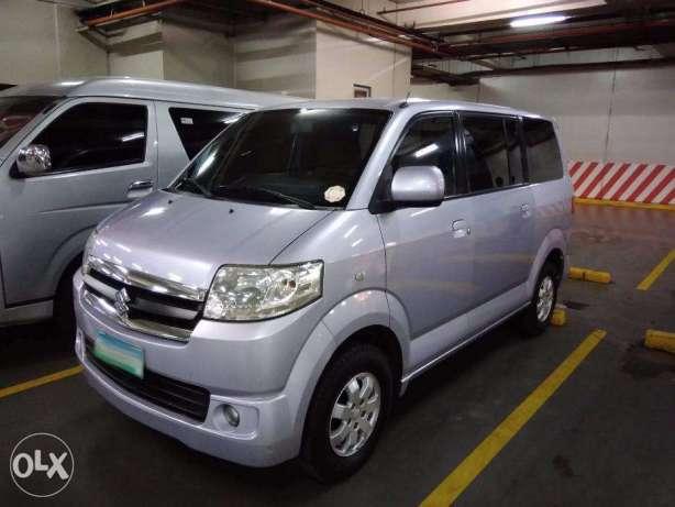 Suzuki APV 2009 Automatic avanza mobilio innova starex carens fuzion