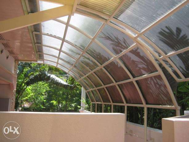 Polycarbonate Sheets Skylight Roofing Supplier