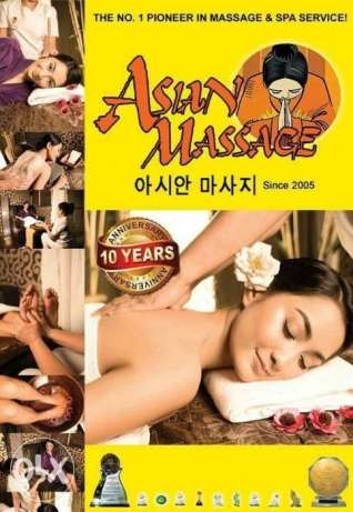 Asian massage and spa full body home service