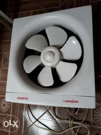 Exhaust Fan Dura Star Brand