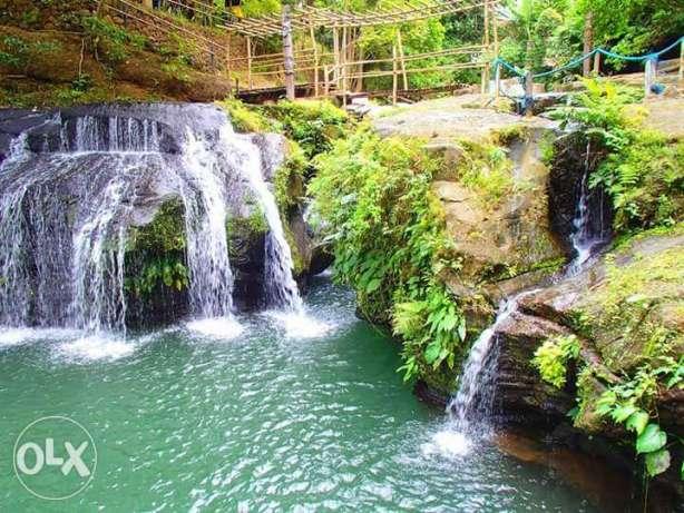 Near balite falls resort farm lot in amadeo near tagaytay