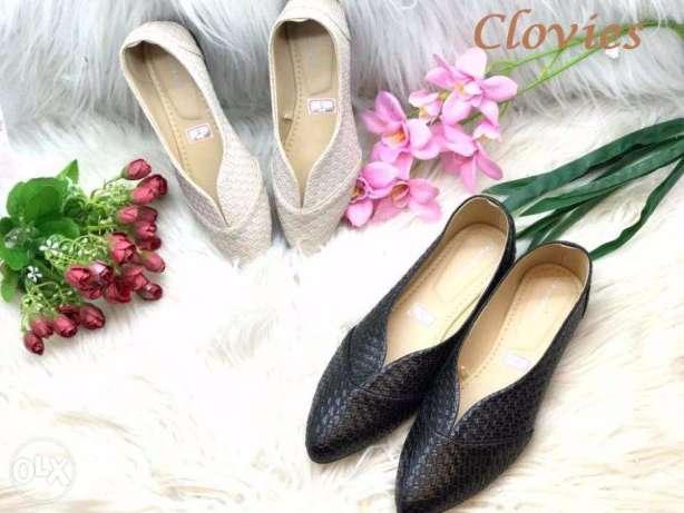 Clovies Flats
