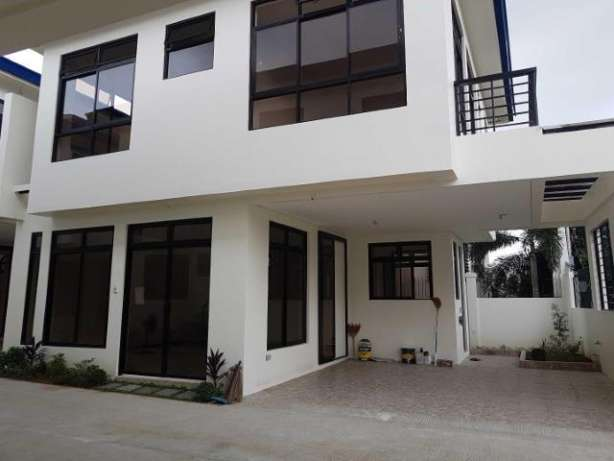 Bright and Airy House and Lot with Terrace for Sale