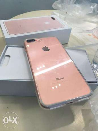 iphone 7 plus 128gb rose gold smart locked