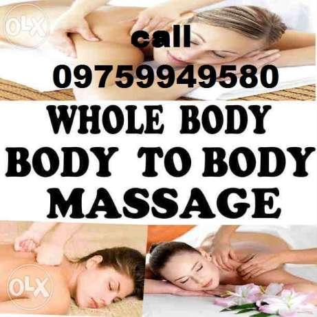Nice Spa Body Massage Services Hotel Home and Condo
