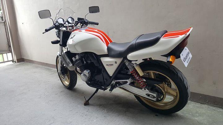 Honda Super 4
