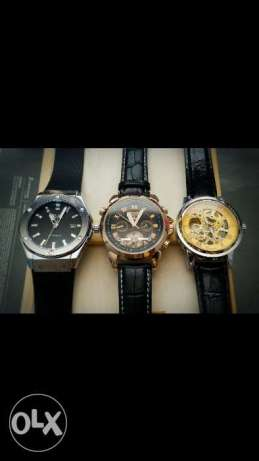 Original Mechanical and Automatic Watches