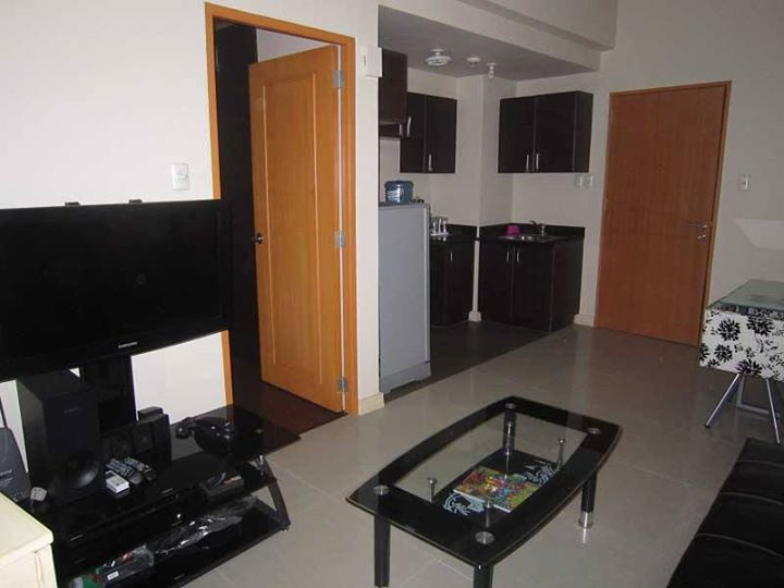 Fully furnished 1 bedroom Condo for Rent in Eastwood City, Quezon City