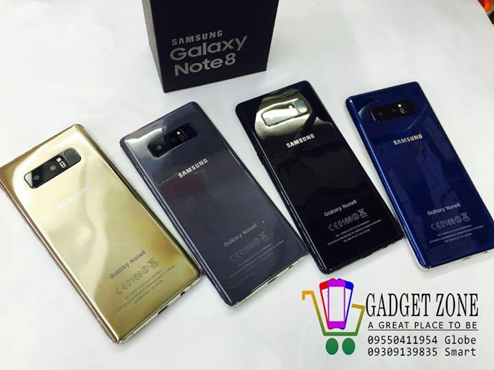 Samsung Galaxy Note 8 Infinity Korea Made Premium
