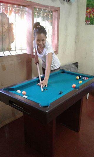 Mini billiard complete set