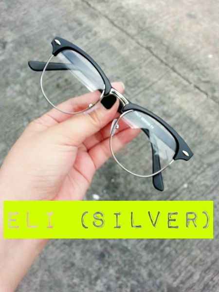 CLEAR EYEGLASSES (Non graded)