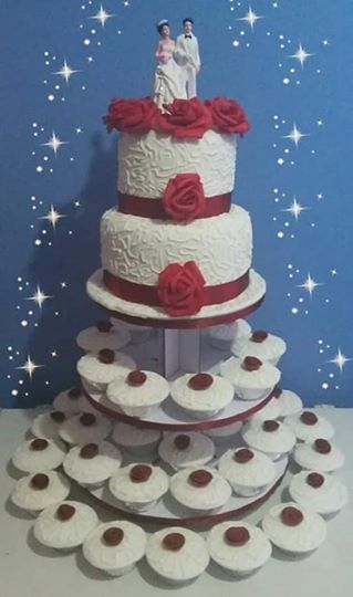 Customized Cakes and Cupcakes,.