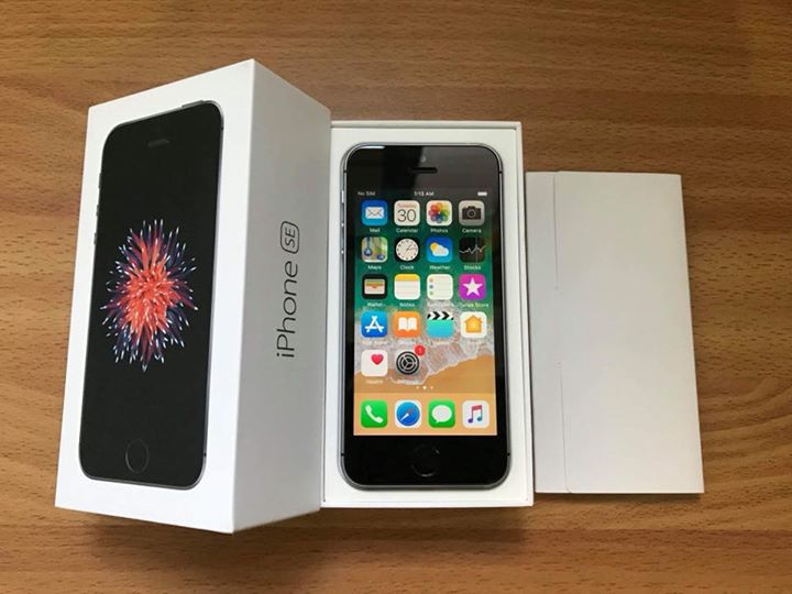 Iphone Se 128gb Factory Unlocked