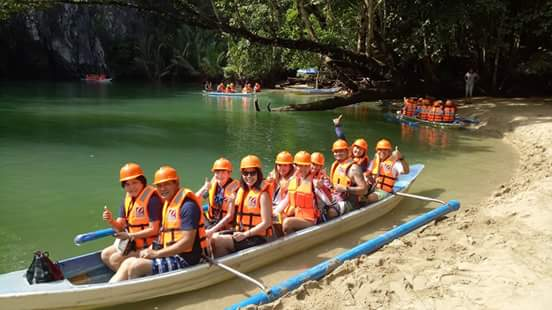 UNDERGROUND RIVER TOUR PACKAGES