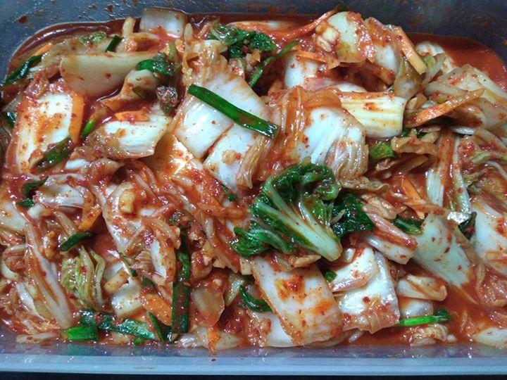 Yasmin's Kimchi