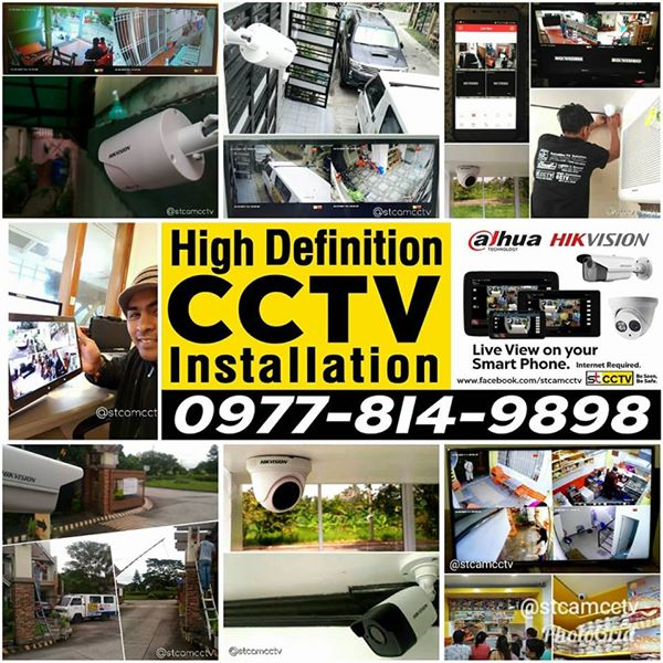 Affordable CCTV HD Package