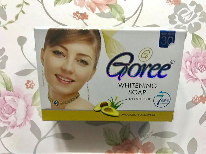 Goree Beauty Soap and Cream