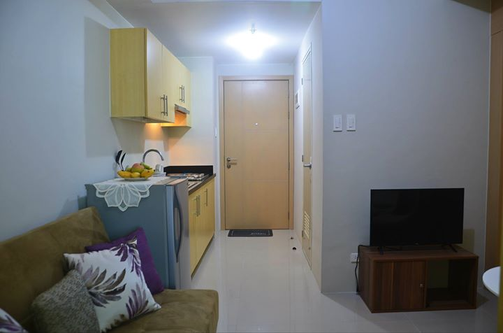 FOR RENT: AFFORDABLE 1BR CONDO UNIT at Grass Residences, Quezon City