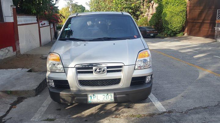 hyundai starex 2005 matic grx crdi diesel