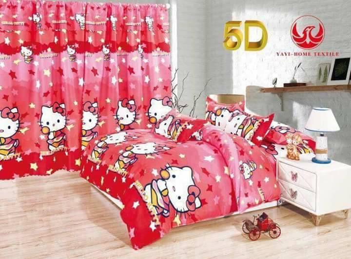 5D 5 in 1 BEDSHEET Set