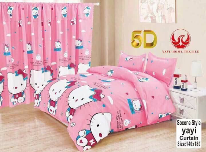 5D 5 in 1 BEDSHEET Set