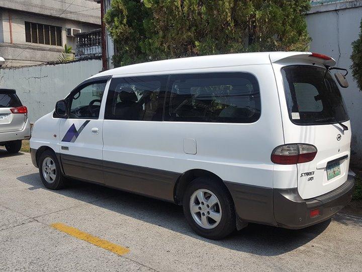 hyundai starex 2007 grx crdi manual diesel