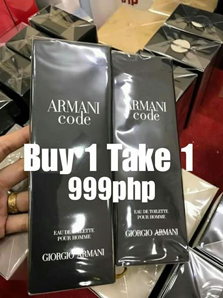 BUY 1 TAKE 1 @ 999PHP & 1,199PHP