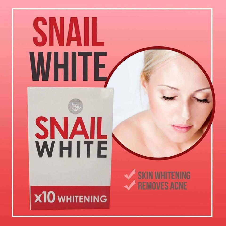 Snail White x10