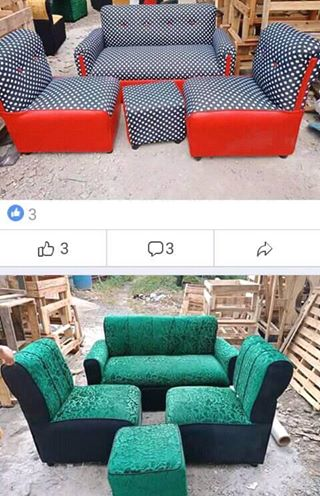 BULKY SOFA MADE TO ORDER