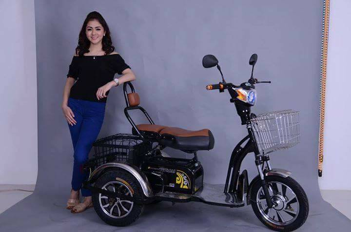 Ebike. 3 wheels. (cash on delivery)