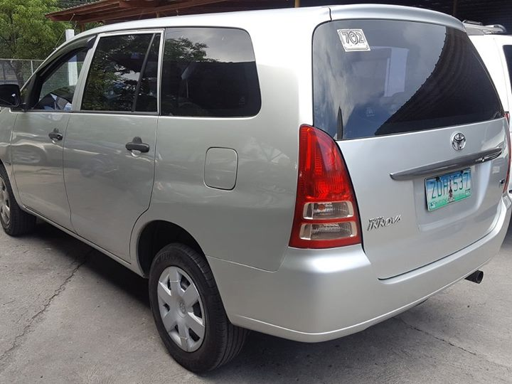 toyota innova j gas 2006 manual fresh