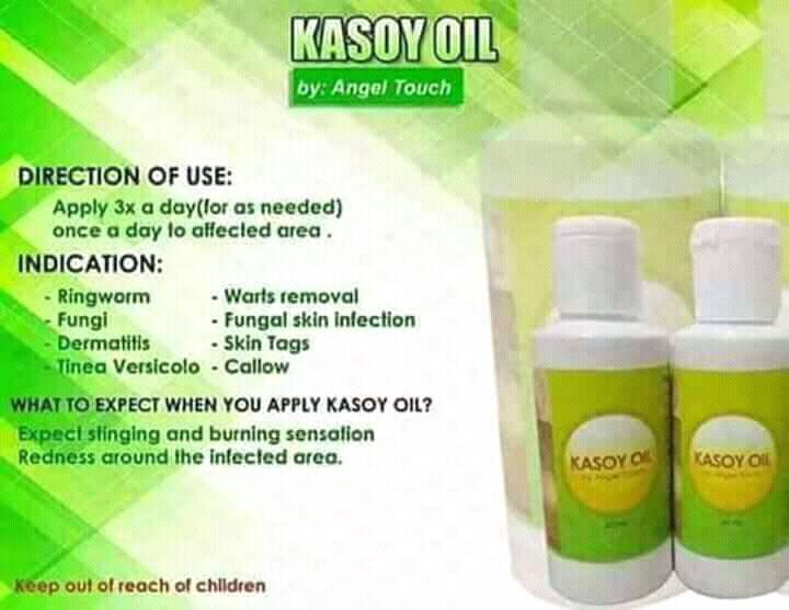 Kasoy oil 60ml…