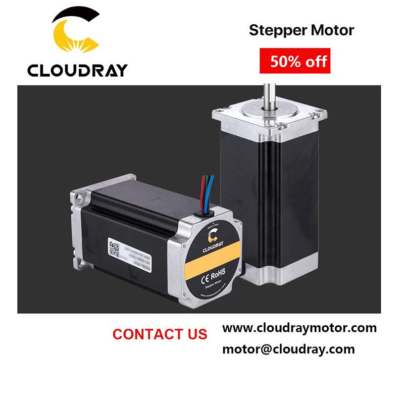Nema CNC Stepper motor with long life